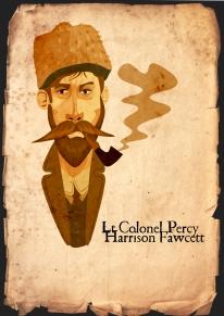 percy-fawcett