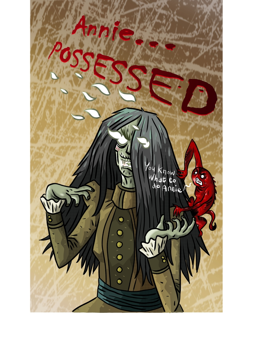 annie possessed promo complete