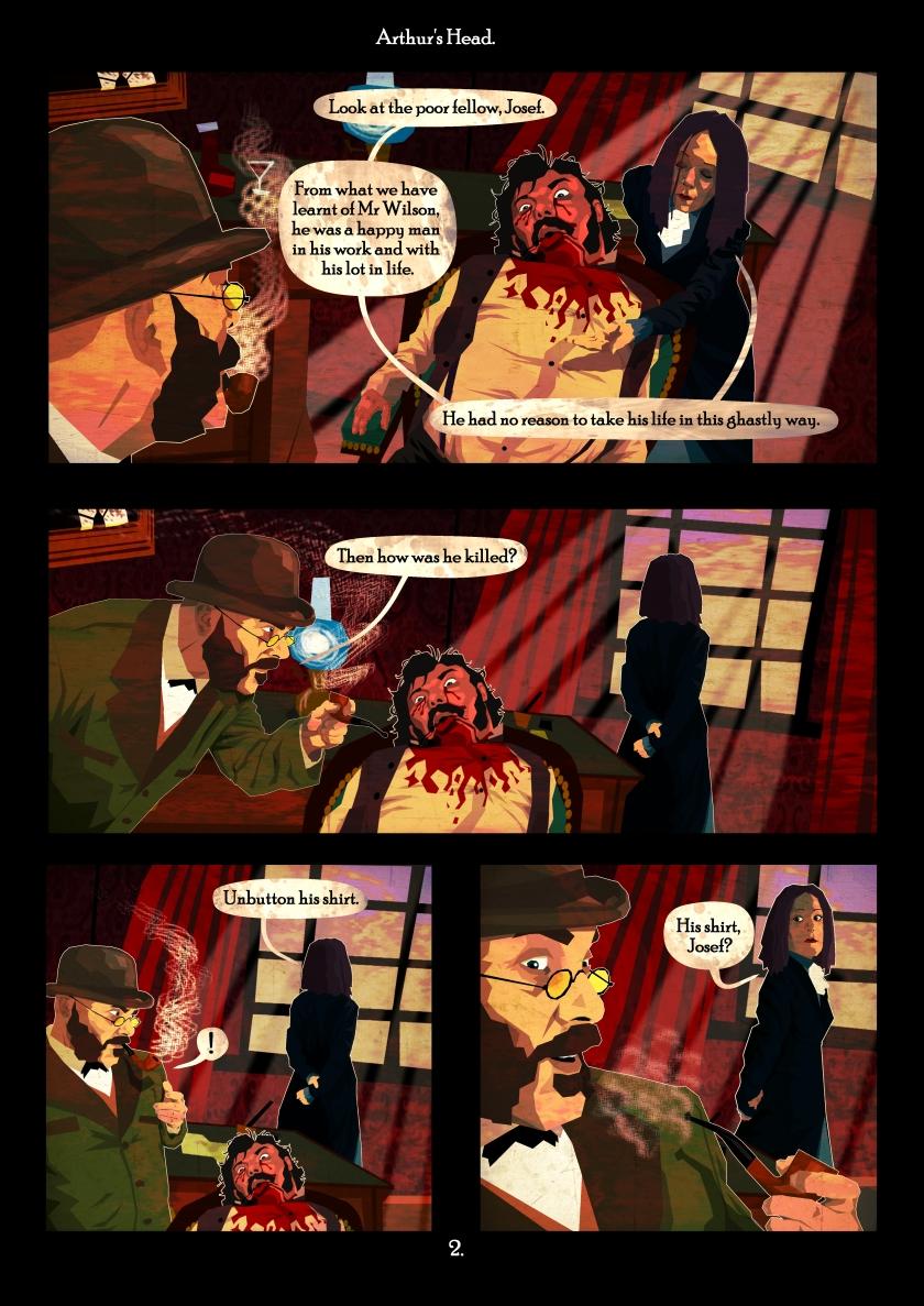 arthurs head manga page 2 corrected 350dpi