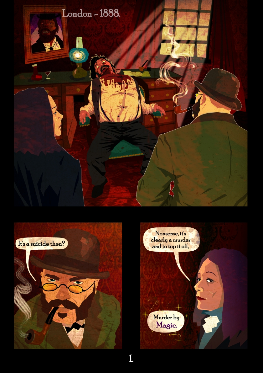 Arthur's Head Page 1 Complete 350dpi note smaller page size