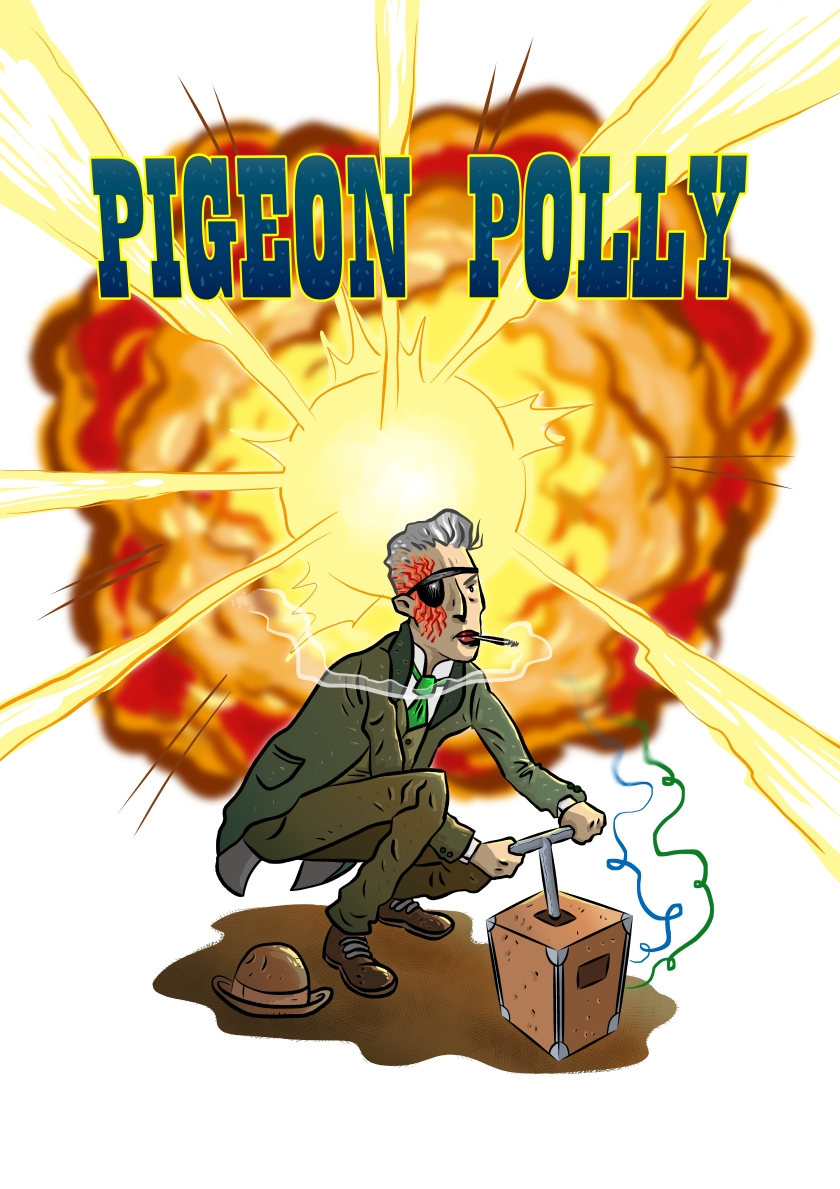 Pigeon Polly PROMO 2 Complete
