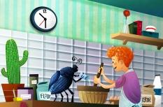 Beetle Baking